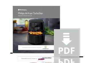 Handbuch zur Markenjury-Aktion mit Philips Airfryer