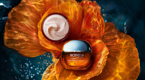 BIOTHERM Blue Therapy Amber Algae Revitalize in der Markenjury-Aktion