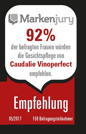 Testergebnisse: Caudalie Vinoperfect
