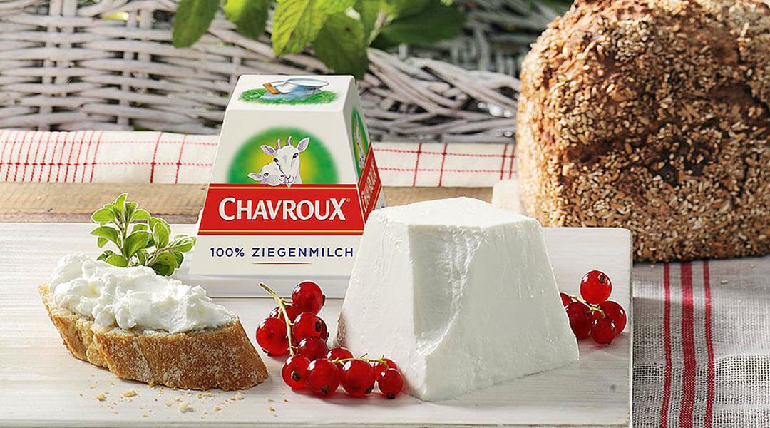 Der original französische Ziegenfrischkäse schmeckt angenehm mild und frisch. Durch seine Cremigkeit eignet er sich ideal für die Brotzeit oder zum Kochen.