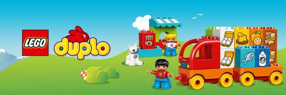"""LEGO DUPLO """"Mein erster Lastwagen"""""""