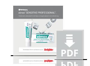 Das elmex Sensitive Professional Handbuch zur Markenjury-Aktion