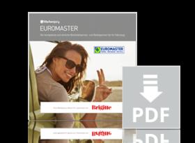 Handbuch zur Markenjury-Aktion mit EUROMASTER