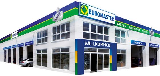 Markenjury-Aktion mit EuROMASTER