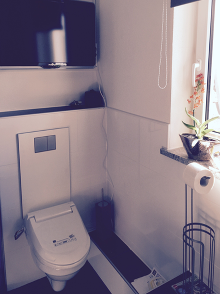 Geberit AquaClean 4000 Dusch-WC