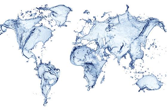 Die Welt wischt nicht, sondern wäscht.