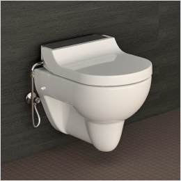 Das Dusch-WC Geberit AquaClean Tuma.