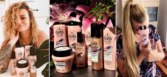 GLISS KUR Anti-Spliss Wunder: Der Reißverschluss für die Haare