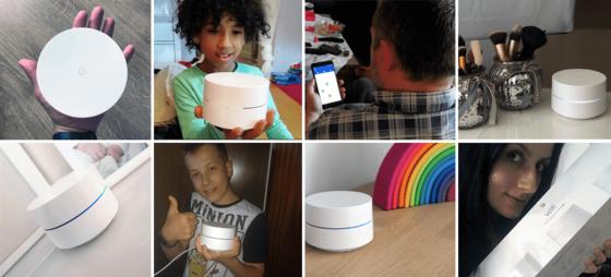 Unsere Highlights mit Google Wifi