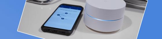 Die Google Wifi App beitet volle Kontrolle über unser WLAN