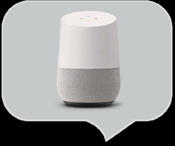 Google Home in einem Satz