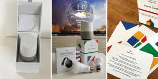 Die ersten Markenjury-Boxen mit Google Home sind da!