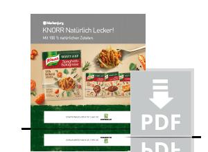 Das KNORR-Handbuch zum Download