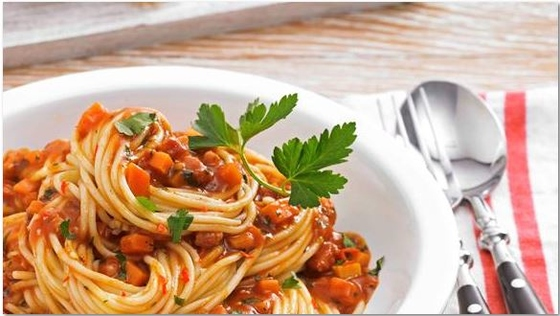 KNORR Natürlich Lecker! Spaghetti Bolognese