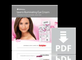 lavera Illuminating Eye Cream Handbuch