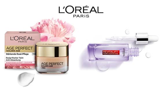 L'Oréal Paris hautnah