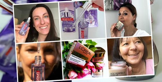 Unser Fazit zur L'Oréal Paris Hautpflege