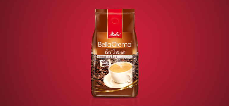 """... """"La Crema"""" ist ein normal kräftiger Caffè Crema und …"""