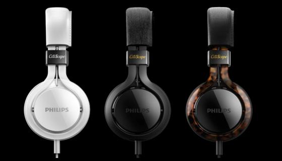 Die Philips Kopfhörer