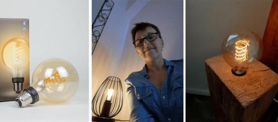 Unsere erste Erleuchtung mit der Philips Hue Filament