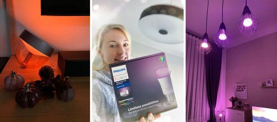 Philips Hue Starter-Kit: Wir sagen Danke!