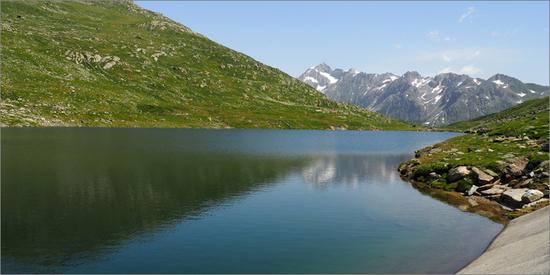 See der Märjela Alp, Wallis