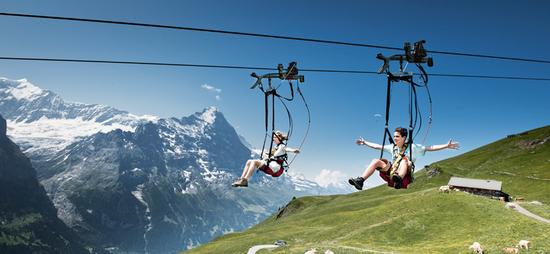 Seen, Berge und kulinarische Genüsse bietet die Region Bern-Berner Oberland.