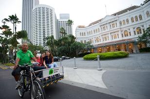 Erlebnisse und Aufgaben eines Reisereporters in der Singapur-Markenjury-Aktion.