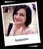 Naseem Gaumenfreuden-Tour