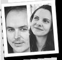 """Team """"Kultur"""": Marion und Daniel"""