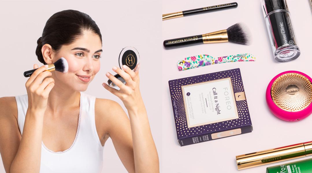 Auf We love Beauty finden Sie die aktuellsten Trends und Produkte sowie nützliche Tipps zu neuesten Kosmetik-Produkten, Accessoires und Düften.